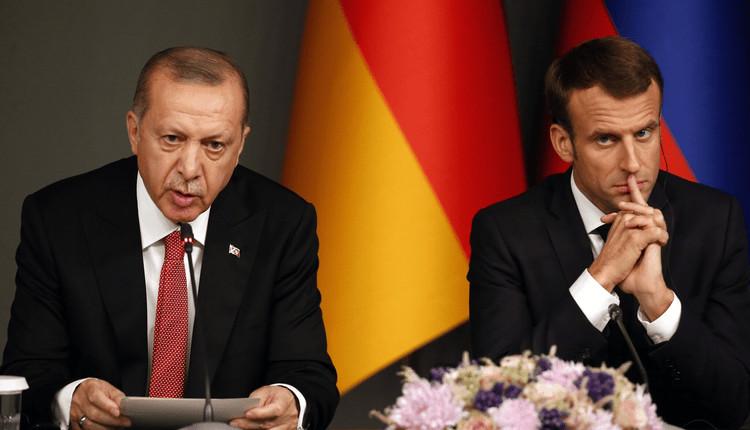 أردوغان يجدد وصفه لماكرون بالمريض العقلي