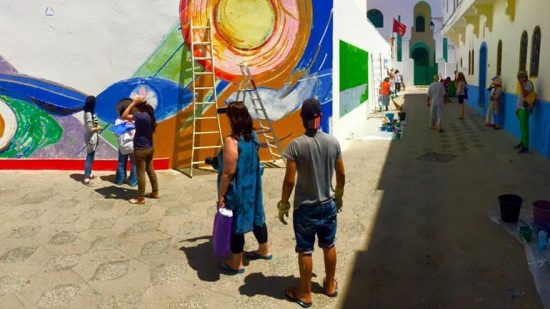 رحيل أحد أعمدة الفن التشكيلي بالمغرب بعد إصابته بكورونا
