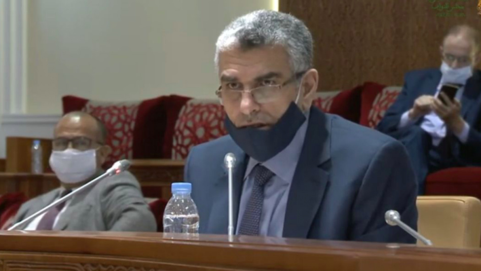 وزير حقوق الانسان في مواجهة منظمة العفو الدولية من جديد