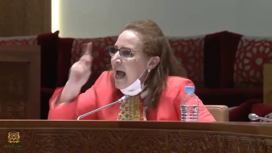 البرلمانية سعيدة آيت بوعلي تترافع من أجل إنصاف الصناع التقليديين الصغار بعد أن أهملتهم الحكومة