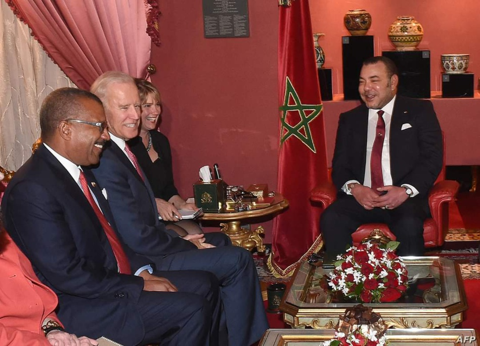 «المغاربة و«بايدن»