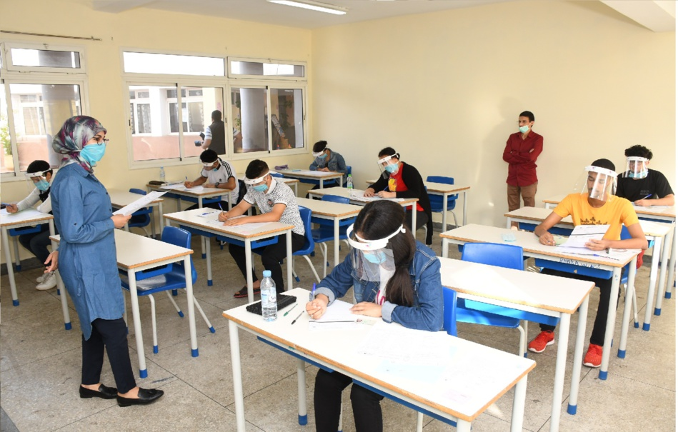 183 من ذوي إعاقة و13 وافدا من الخارج اجتازوا الامتحان الجهوي