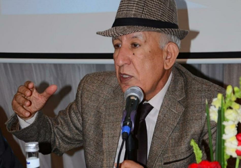 رحيل الأستاذ محمد الحاج مسعود