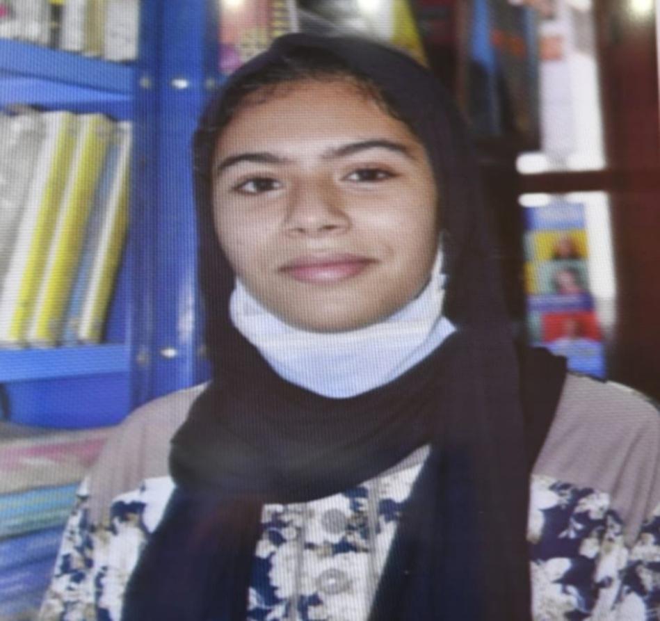 التلميذة سارة الضعيف تمثل المغرب في مسابقة تحدي القراءة العربي 2020