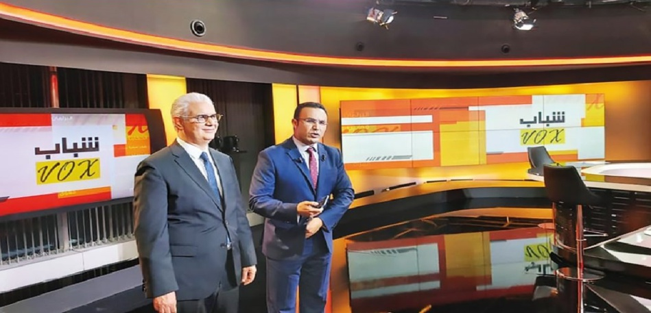 حوار الأمين العام لحزب الإستقلال مع قناة «Medi1 tv»