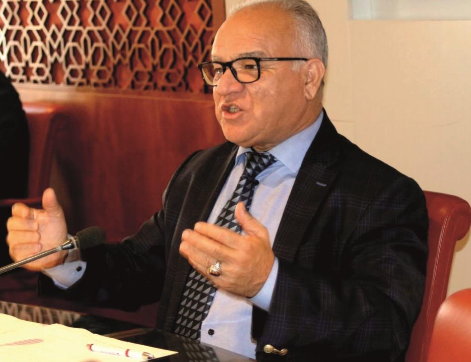 مضيان.. نبارك جميع الخطوات والمبادرات الرامية إلى حماية وحدتنا الترابية وصيانة مصالح المغرب الحيوية