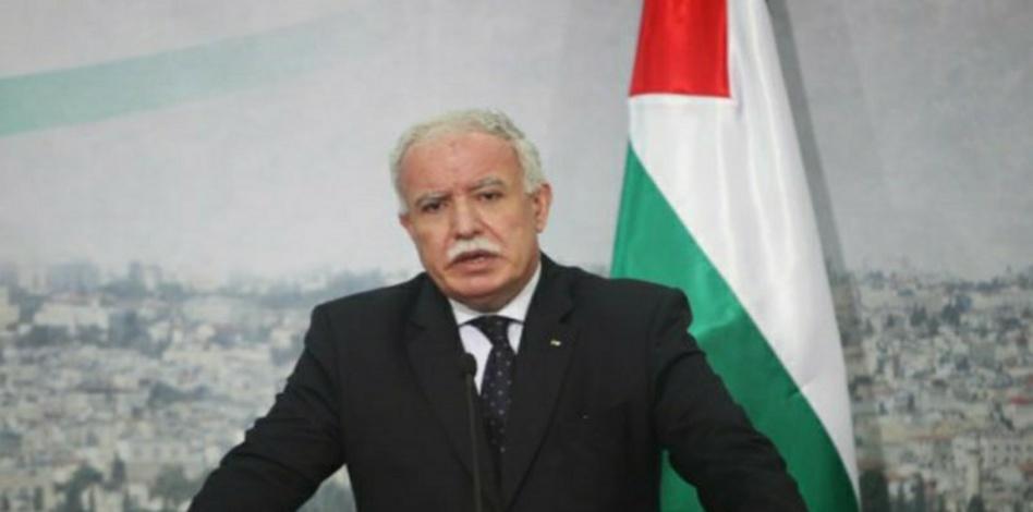 خارجية فلسطين تتبرأ من تصريحات سفيرها بالجزائر