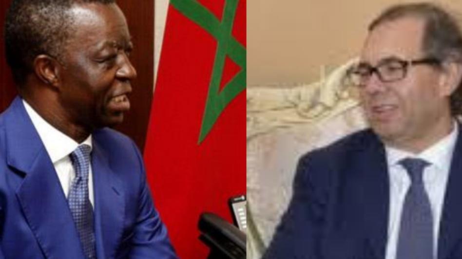 رئيس برلمان عموم افريقيا يحذر من تصرفات نائبه ضد المغرب