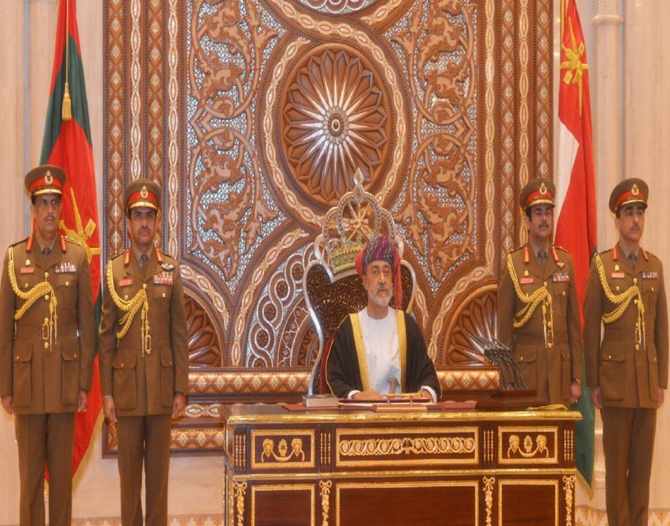 سلطنة عمان تحتفل بالذكرى الخمسين لعيدها الوطني المجيد