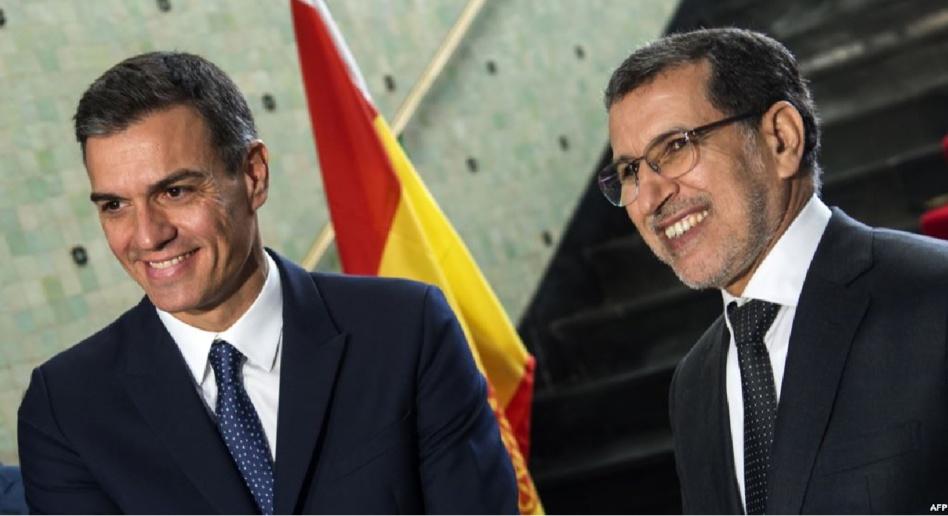 سانشيز: زيارة مارلاسكا إلى المغرب دليل على ترسيخ مبدأ الحوار والتواصل بين المملكتين
