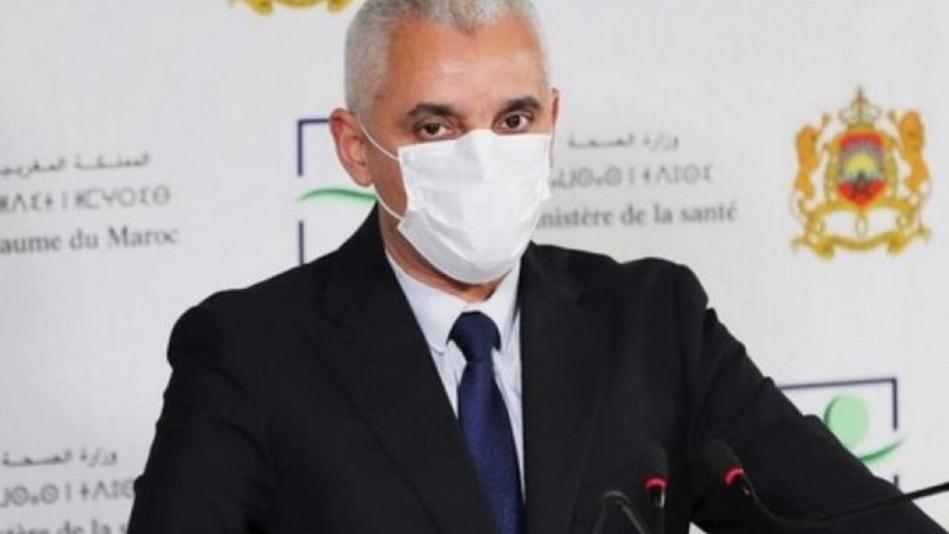 حوار وزير الصحة البروفيسور خالد آيت الطالب مع قناة الغد