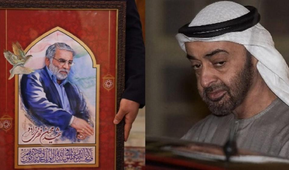 «محمد بن زايد» يتلقى تهديداً مباشراً من «إيران»