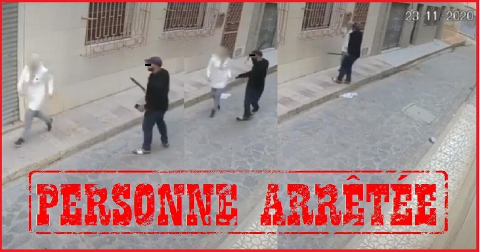 أمن الناظور يتفاعل مع فيديو تعرض سيدة للسرقة تحت التهديد بالسلاح
