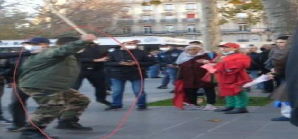 السلطات الفرنسية تفتح تحقيقاً على خلفية قيام موالين للبوليساريو بالاعتداء على نساء مغربيات خلال مظاهرة بباريس