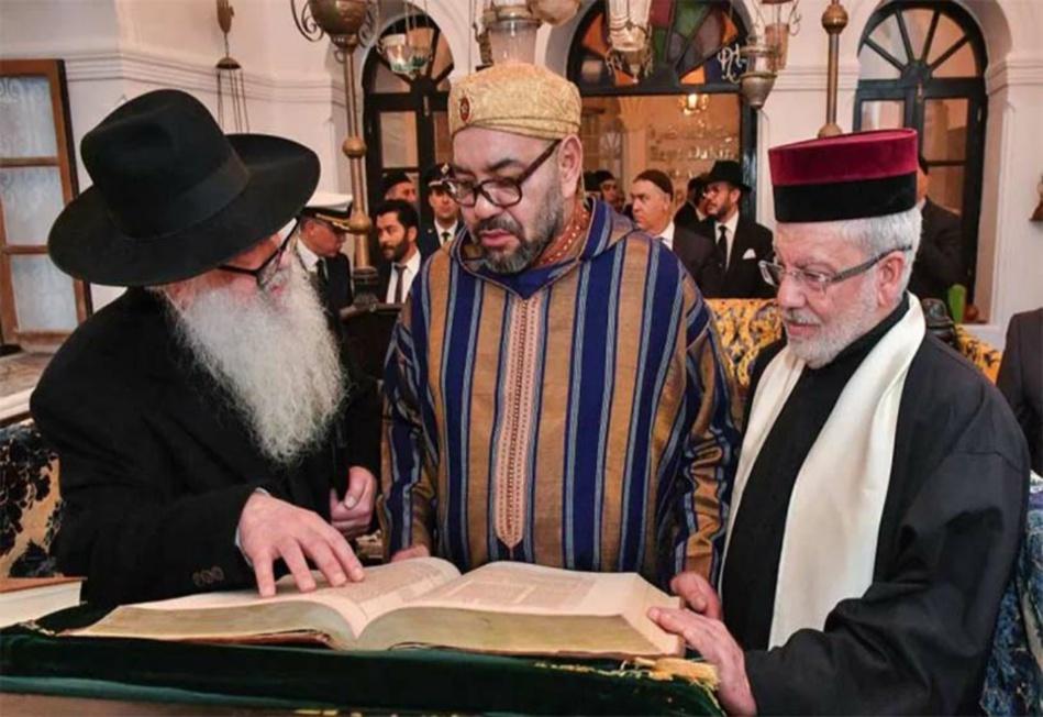 الجالية اليهودية المغربية بالمكسيك تثمن عاليا قرارات الملك وترامب