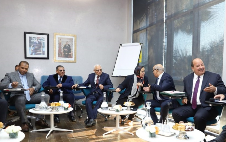 الاتحاد العام للشغالين بالمغرب يَعْتَزٌّ بالانتصارات المتوالية للدبلوماسية الملكية