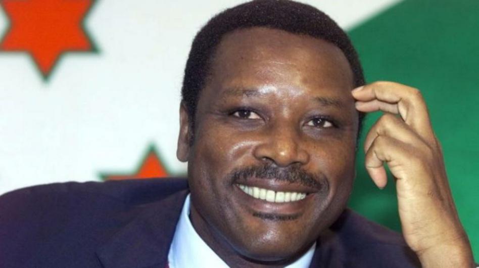 """وفاة الرئيس البوروندي الأسبق """" بيير بويويا """" بسبب فيروس كورونا"""