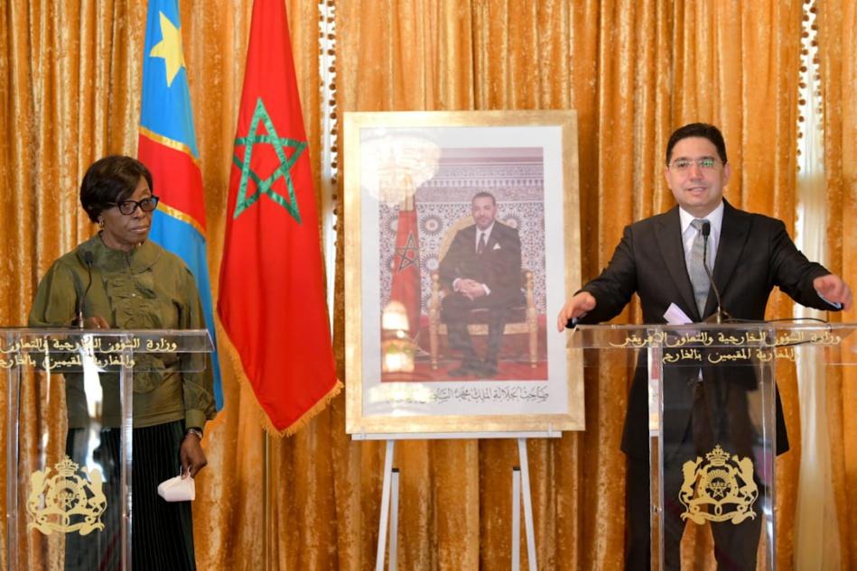 فتح قنصلية عامة للكونغو الديمقراطية بالداخلة يجسد الإعتراف بسيادة المغرب على صحرائه