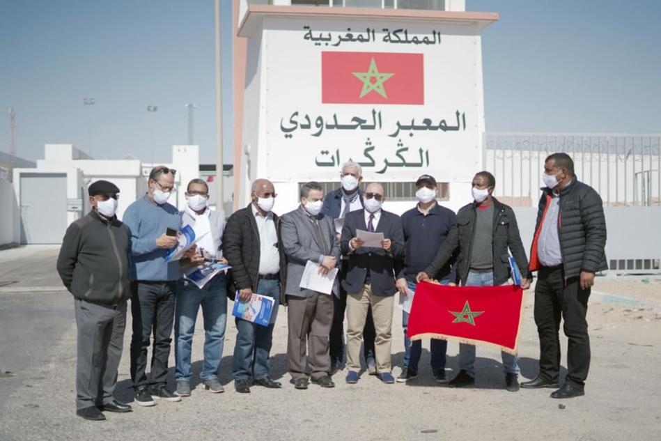 مهندسون مغاربة ينخرطون في مشروع تنمية الأقاليم الجنوبية