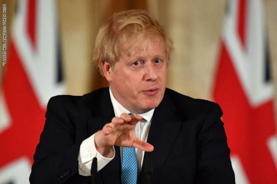 مغاربة بريطانيا يطالبون جونسون بالاعتراف بمغربية الصحراء