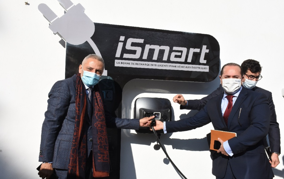 الشاحن الكهربائي للسيارة iSmart ينضاف إلى قائمة الاختراعات المغربية
