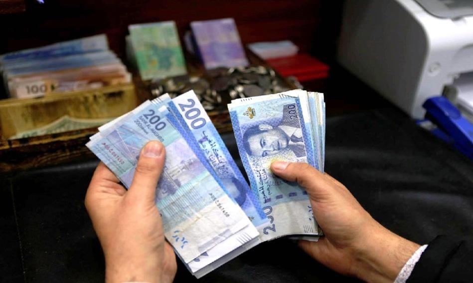ارتفاع سعر صرف الدرهم أمام الأورو والدولار