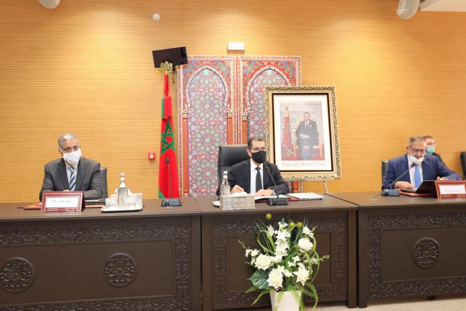 العثماني يترأس اجتماع مجلس إدارة الوكالة المغربية للأمن والسلامة في المجالين النووي والإشعاعي