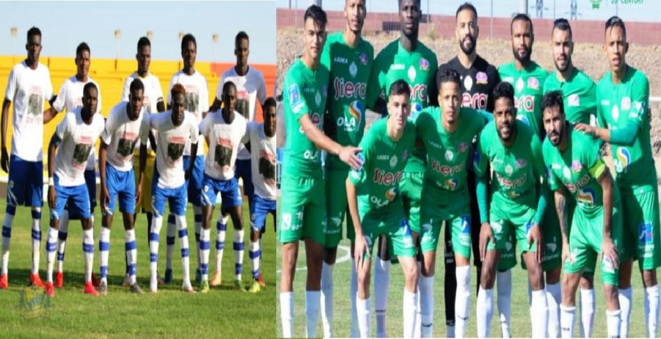 الرجاء يتعادل مع تونجيت السنغالي في دوري أبطال افريقيا