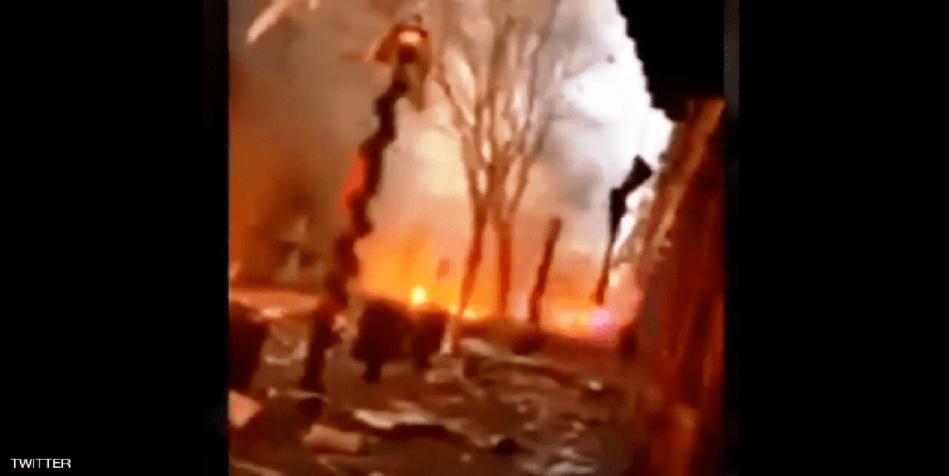 إنفجار «كبير» يهز أمريكا.. والسلطات تؤكد أنه «مُتَعَمَّدْ»