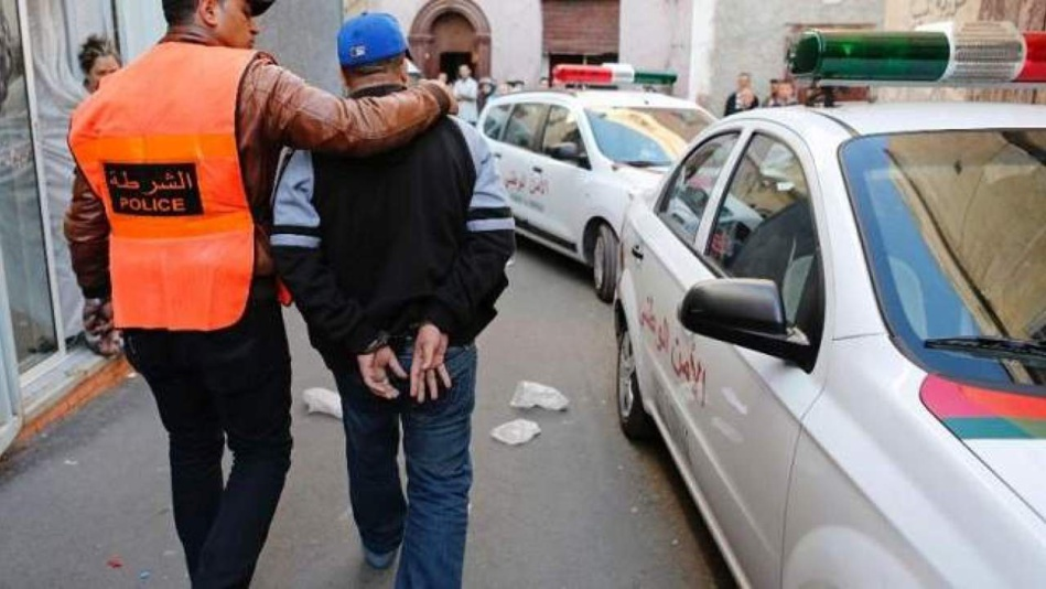 إعتقال شخص للاشتباه في ارتباطه بشبكة إجرامية تنشط في التهريب الدولي للمخدرات والمؤثرات العقلية بالعيون