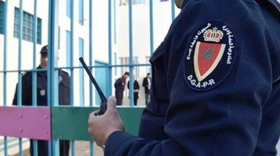 وفاة معتقل بالسجن المحلي سلا 2
