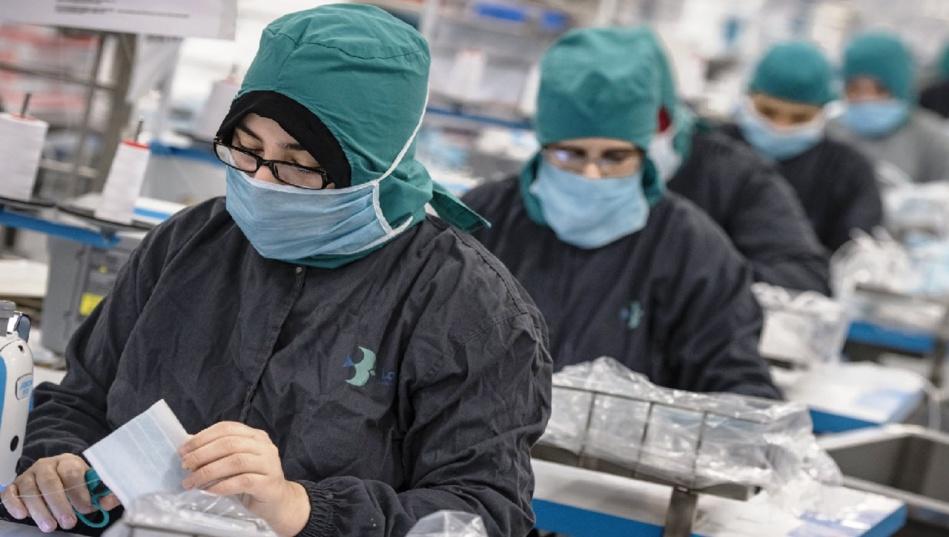 حصيلة فيروس كورونا بالمغرب ليوم السبت 25 دجنبر 2020