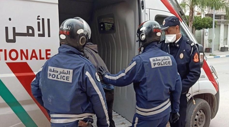 اعتقال جانح متورط في تخريب ممتلكات الغير بالبيضاء