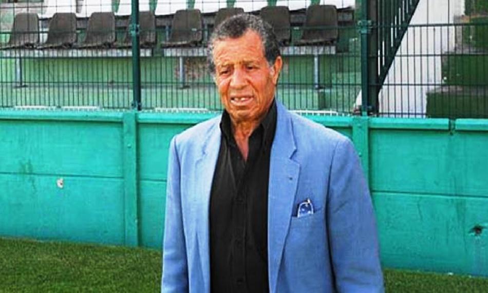 رحيل اللاعب الدولي المغربي السابق العربي شيشا