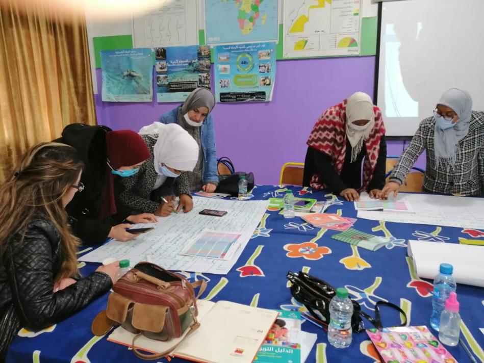 انطلاق دورة تكوينية لفائدة مربيات التعليم الأولي بالبيضاء
