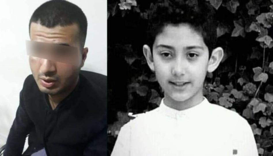 الحكم بالإعدام على قاتل ومغتصب الطفل عدنان
