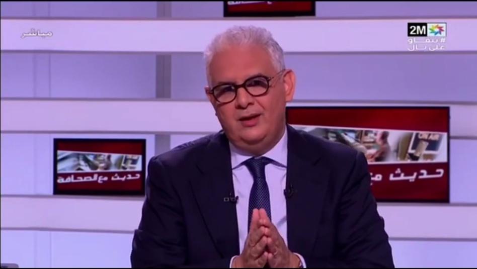 التسجيل الكامل: نزار بركة ضيفا على برنامج حديث مع الصحافة على القناة الثانية