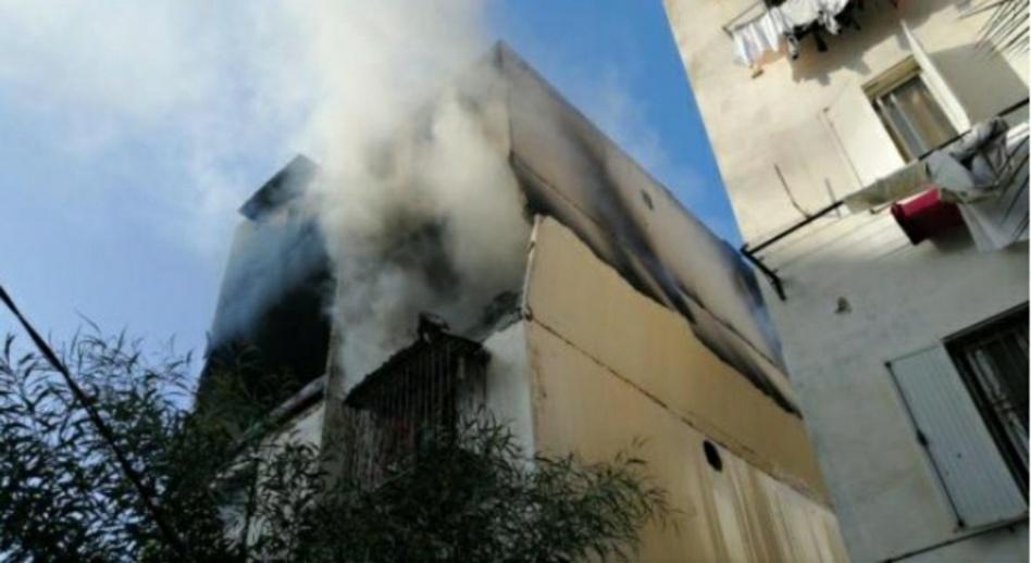 النيران تلتهم منزلا بالدار البيضاء