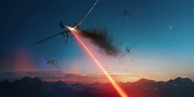 الترسانة الأمريكية تتجهز بأسلحة الخيال العلمي الحارقة