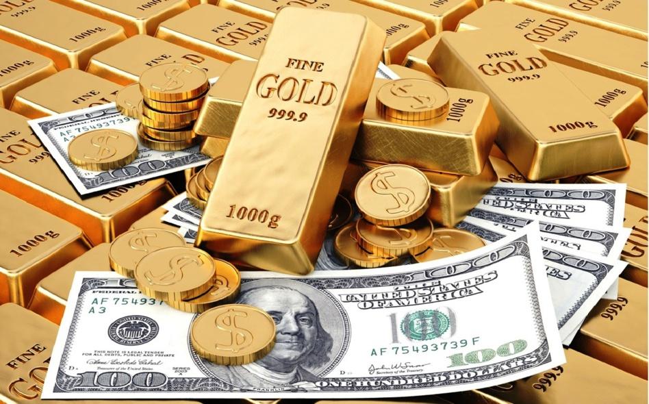 من جديد.. ارتفاعُ الذهب على الرغم من صعود الدولار