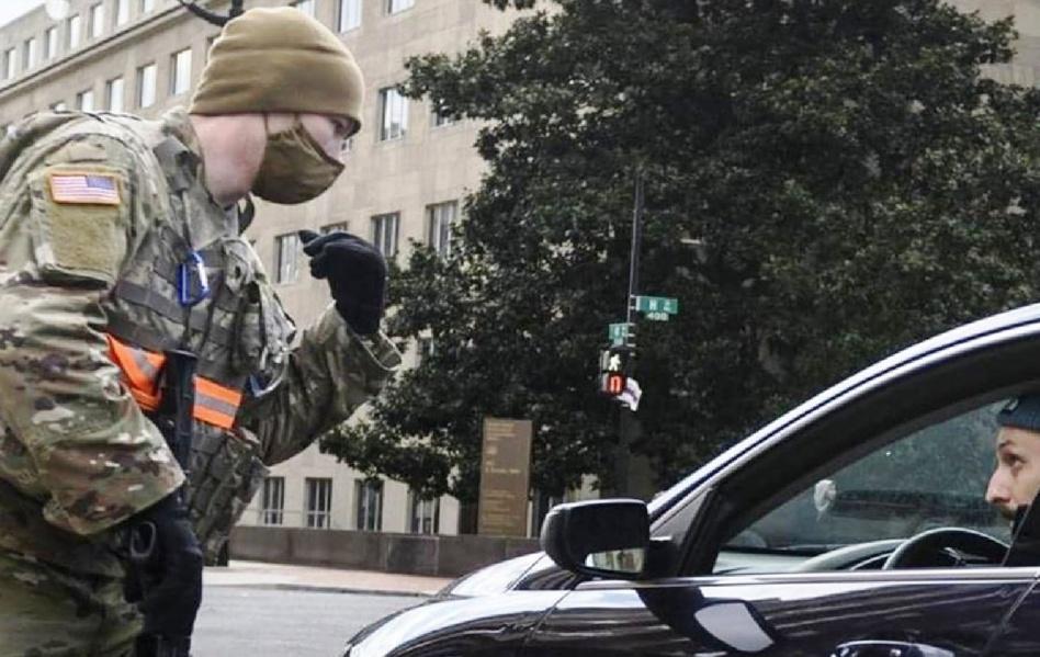 «معلومات خطيرة».. سحب عسكريين من مهمة «تنصيب بايدن»