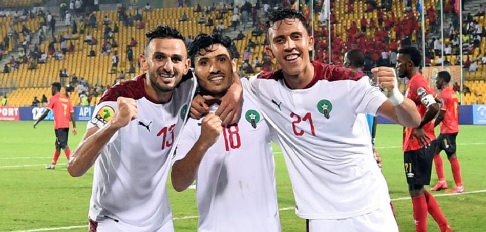 ريمونتادا بخماسية تعبر بالمغرب إلى دور الثمانية بالشان