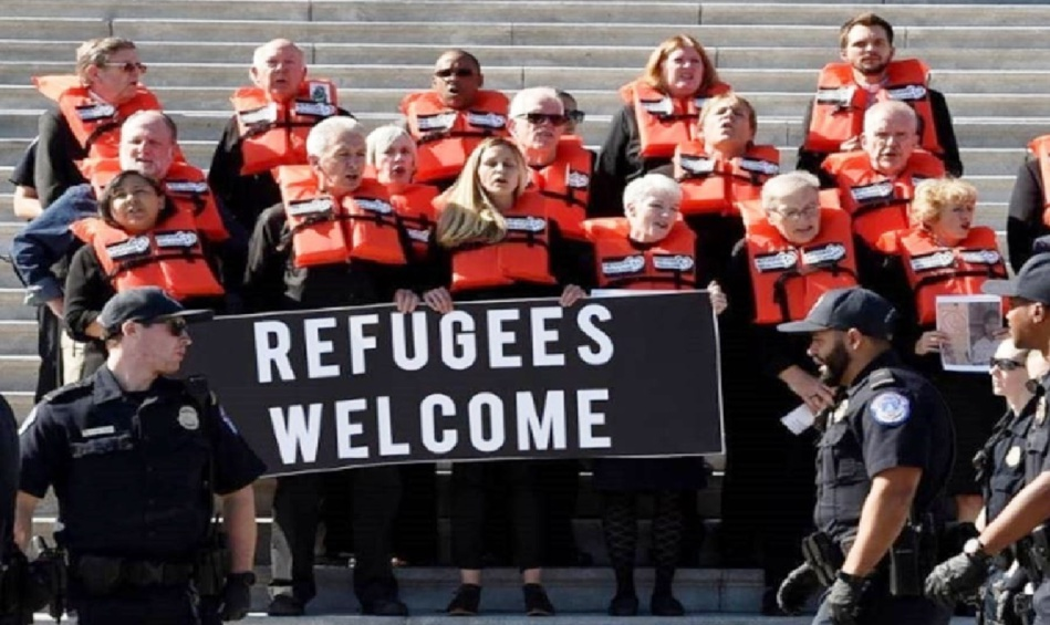 سياسة أمريكية جديدة... «خبرٌ سار للاجئين»