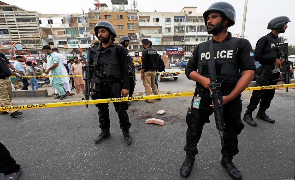 الهند..انفجار قرب السفارة الإسرائيلية في نيودلهي