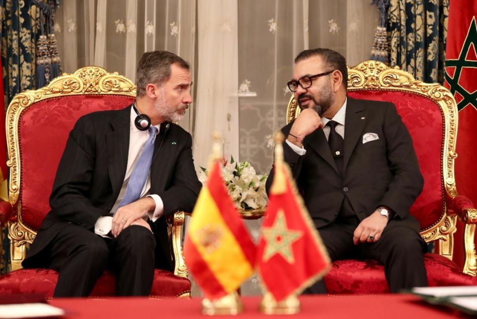 ملك اسبانيا: نتقاسم مع المغرب مصالح وتحديات مشتركة