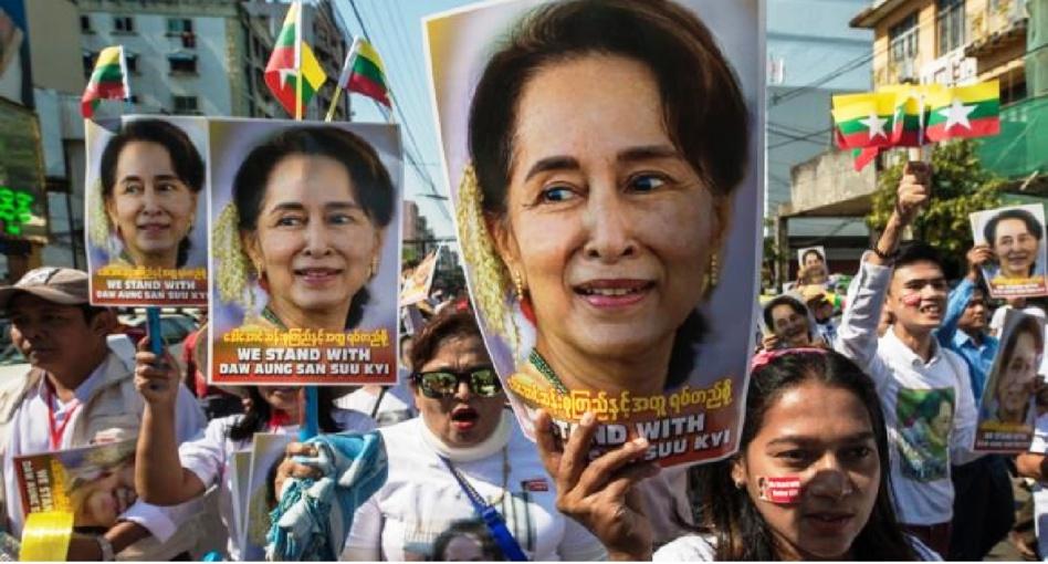 إنقلاب «ميانمار».. إعتقال رئيسة الحكومة وواشنطن تتوعد بالردّ