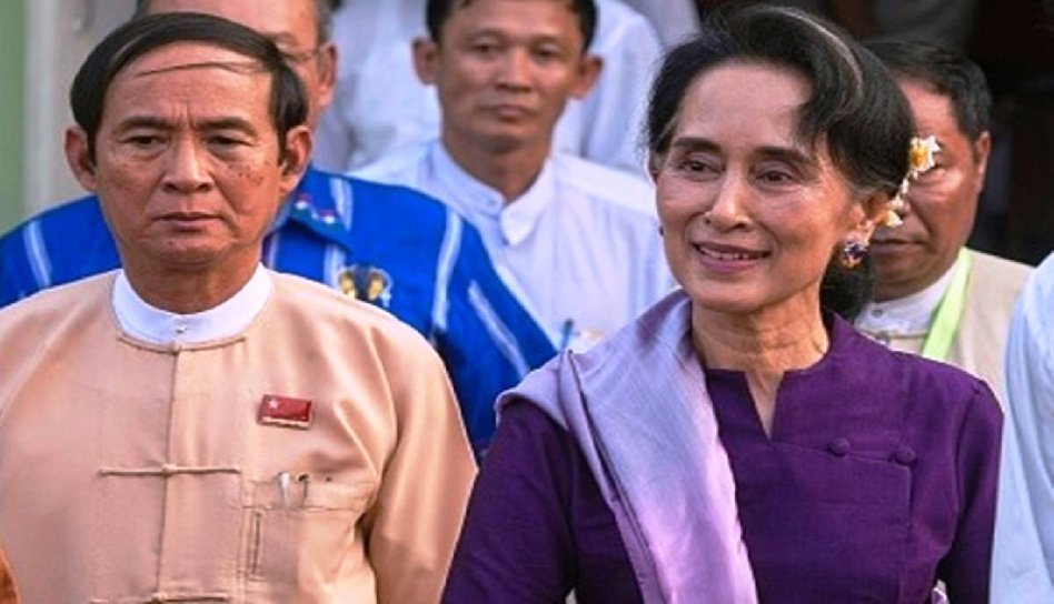 انقلاب ميانمار.. القضاء يوجه التهم إلى زعيمة البلاد ورئيسها