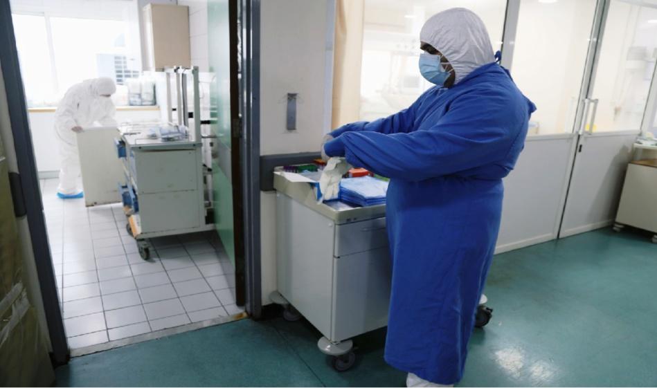 حصيلة فيروس كورونا بالمغرب ليوم الخميس 4 فبراير