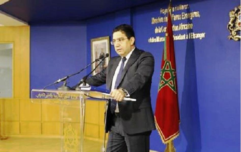 بوريطة.. المغرب على استعداد لتقاسم تجربته مع الدول الإفريقية من أجل تنظيم حملة التلقيح ضد كوفيد-19