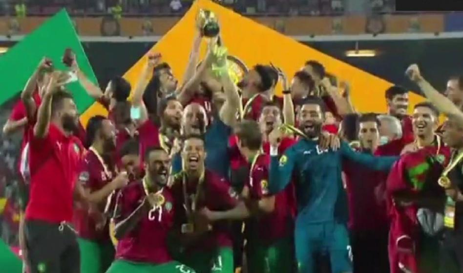 المنتخب المغربي يعانق كأس الشان للمرة الثانية ويتسيد عرش إفريقيا